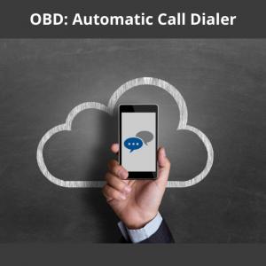 OBD dialer