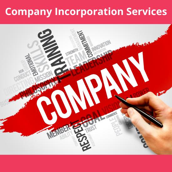 company incorporaion