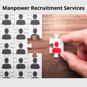 manpower recuitment services
