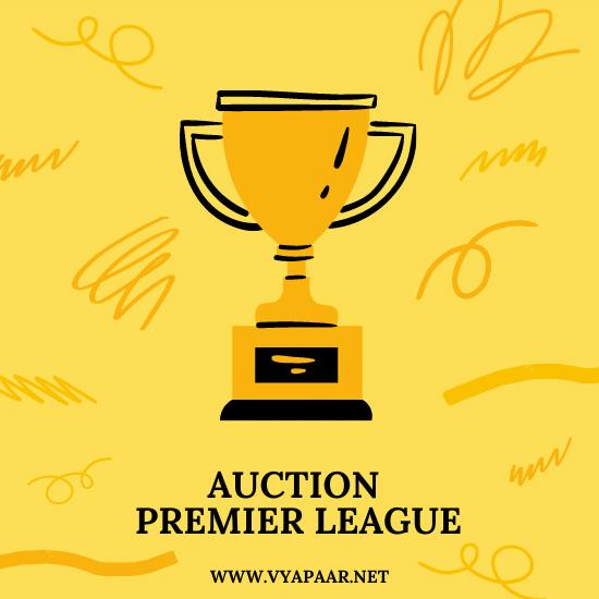 Auction Premier League