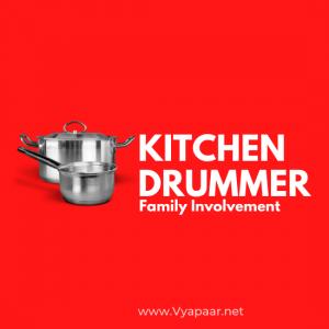 kitchen drummer